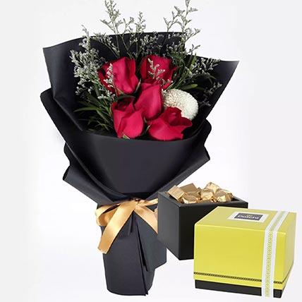 Romantic Red Roses & Patchi Chocolates: Patchi Chocolates