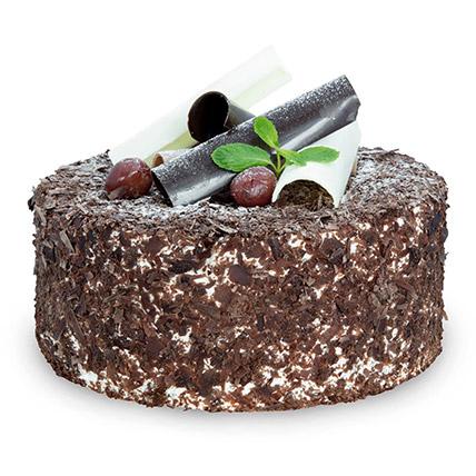 Blackforest Cake 1Kg SA: Send Cake to Saudi Arabia