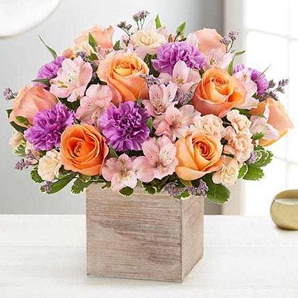 Chic Garden Bouquet: