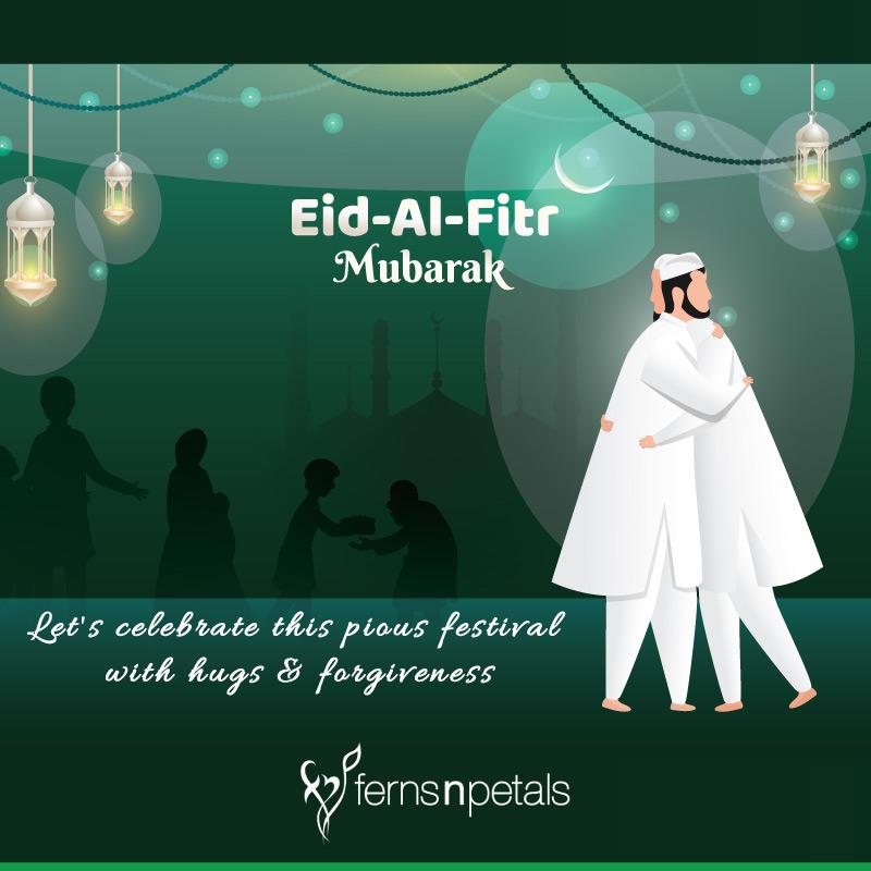 eid wishes english