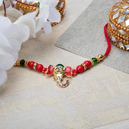 Designer Ethnic Rakhi