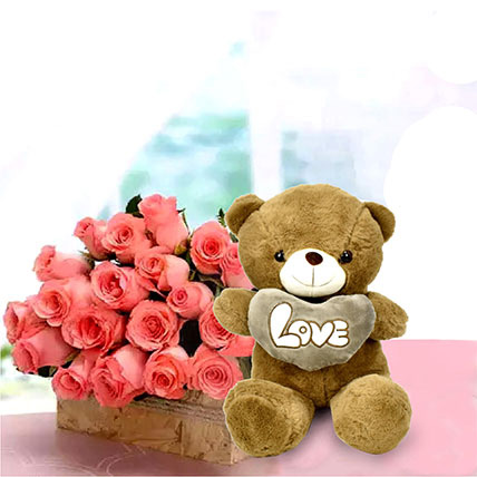 Flowers and Teddy Bears Online