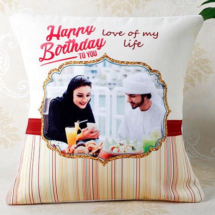 Personalised Cushions for Birthday
