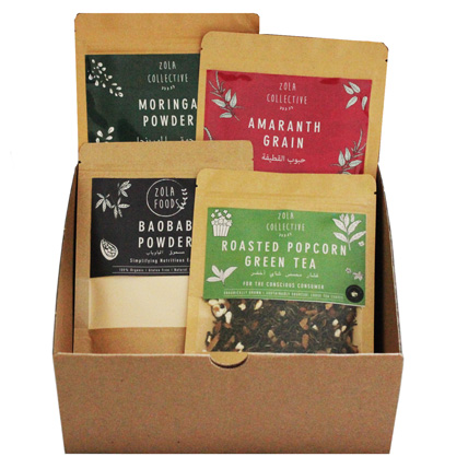 Gift Baskets for Health Conscious Grandparents