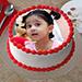 Creamy Photo Cake 2 Kg Truffle Cake