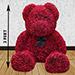 2000 Red Roses Teddy Bear