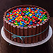 M&M And Kitkat Cake 8 Portion