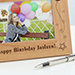 Birthday Memories Personalized Frame