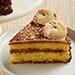 Birthday Tiramisu Cake
