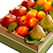 Trio Fruit Basket